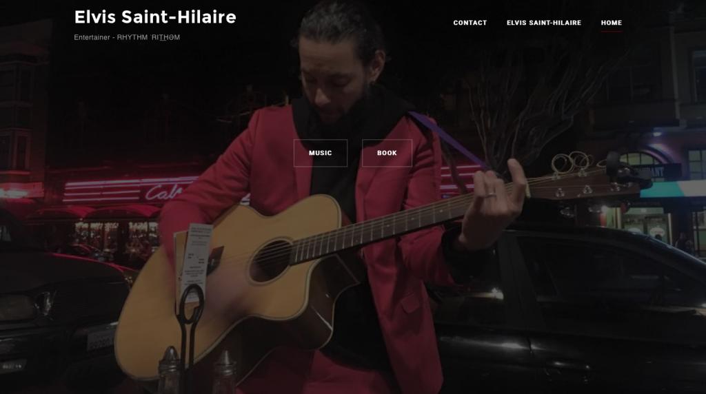 Elvis Saint Hilaire